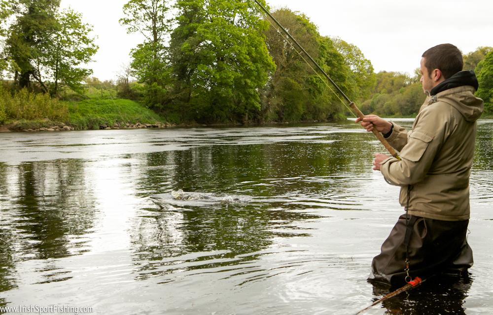 Early season salmon fishing irish sport fishing for Salmon fishing season