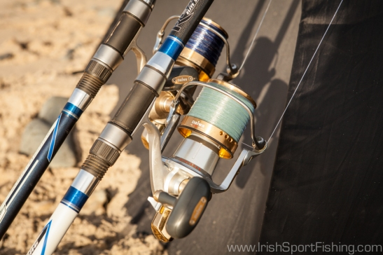 Super-smooth Daiwa Basia reels